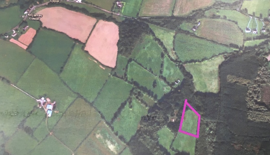 2.3 Acre Site – Kiljames, Thomastown, Co. Kilkenny