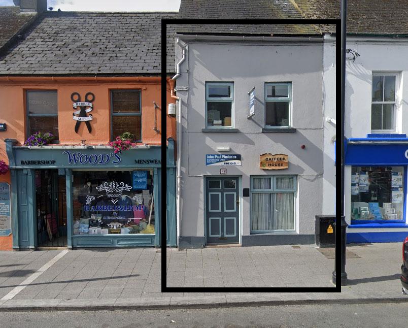 25 Market Street, Thomastown, Co. Kilkenny,